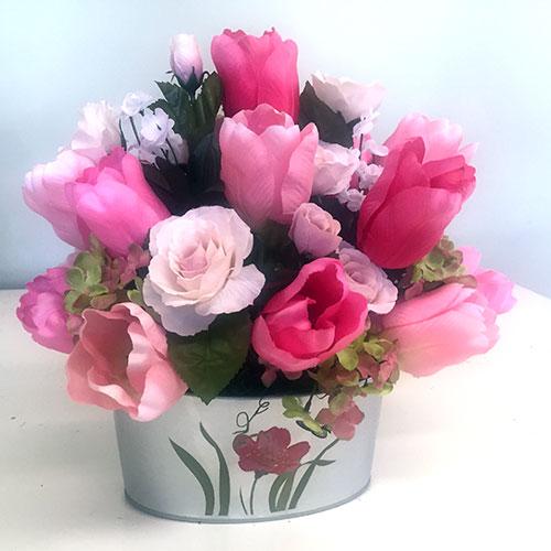 floral design arrangement